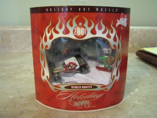 Holiday Hot Wheels Christmas Reindeer Roadster 2000