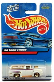 2000 Hot Wheels 56 Ford Panel Truck