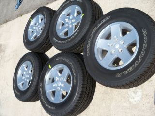 Jeep Wrangler Unlimited 17 Wheels Tires 560 9074 Sale