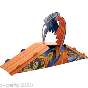 Hot Wheels Racing Centerpiece Birthday Party Supplies Decorations