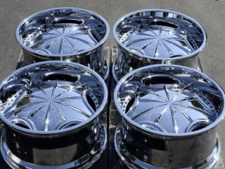 6x139 7 Chrome Wheels Durango Frontier Dodge Dakota Durango Qx56 Rims