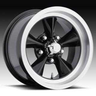 US Mags Standard Wheel Set FOOSE Style Black Torque Thrust Rims