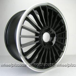 Wheels Fit Mercedes Benz E350 E500 E550 E55 E63 W211 4NEW Rims