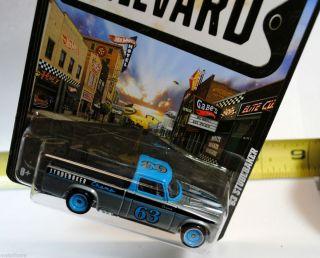 Hot Wheels Boulevard Legends 1963 63 Studebaker Champ Pickup Truck