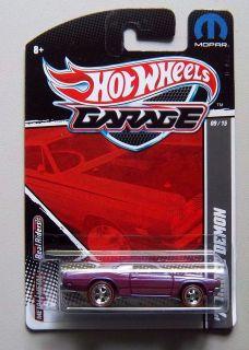 Mopar 1971 Dodge Demon Hot Wheels Garage Diecast 1 64 Car