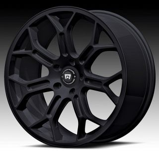 17 inch Motegi Black Wheels Rims 5x4 75 5x120 65 Chevy S10 Blazer GMC