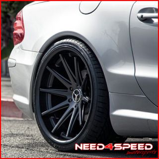 CL550 CL600 CL63 CL65 Rohana RC10 Concave Staggered Wheels Rims