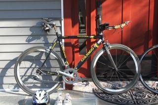 TT Triathlon Bike Bicycle Dura Ace Reynolds Wheels