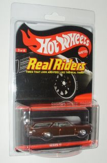 2011 Hot Wheels Redline Club RLC Custom 66 GTO Wagon Realriders