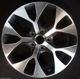 11 12 Kia Soul 18 10 Hole Machined Face Factory Wheel Rim H 74662