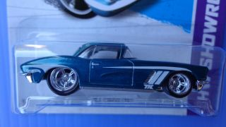 Hot Wheels 2013 Super Treasure Hunt 62 Corvette