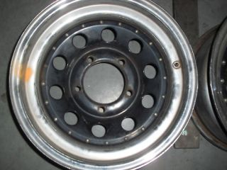 1995 Dodge RAM 1500 Aftermarket Wheel Rim Set 4