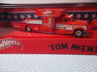 Mongoose McEWEN 2 Car Set 1 64 2011 HOT WHEELS Red Line Club 1 5000