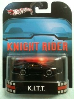 Classic TV Knight Rider Kitt K I T T Wheels 1 64 X8906 Die Cast