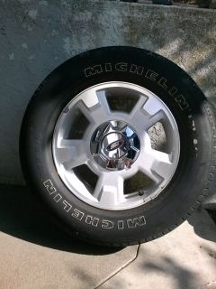 2010 Ford F150 Wheels Tires