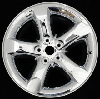 Dodge RAM 1500 20 Chrome Clad Take Off Wheel Factory Rim 2267