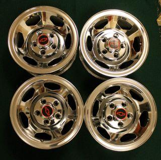 1988 97 454SS Wheels Chrome C1500 2WD GMC 15x7 Suburban Tahoe SS 350