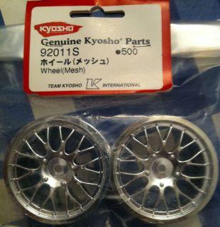 Silver Spoke Wheels Chrome NIP Nostalgic Series Corvette 67