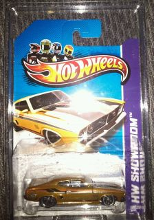 2013 Hot Wheels Super Hidden Treasure Hunt 73 Ford Falcon XB