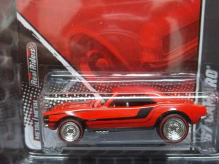 Hot Wheels Garage Ford vs GM 67 Camaro from 20 Car  Set New