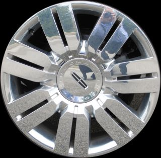 Brand New 20 20x7 5 Chrome Clad Wheel Rim for 2008 2009 Lincoln MKX