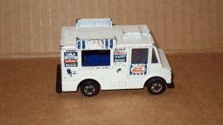 1983 Hot Wheels Car Good Humor Ice Cream Truck