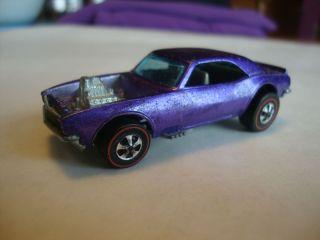 Hot Wheels Redline Heavy Chevy Purple Excellent to C 9