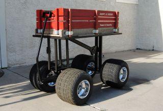 Burris Tires Kart Tires Wheels Barstool Racer QRC Custom Radio Flyer