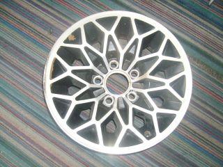 77 81 Pontiac Trans Am Western Wheel Snowflake
