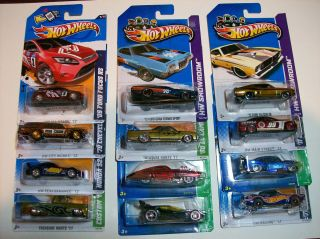 TREASURE HUNT LOT 73 FORD FALCON XB 2013 HOT WHEELS CHASE EL CAMINO T