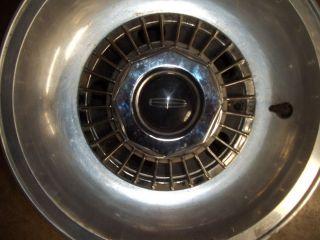 1976 76 77 78 79 Lincoln Continental MARK V Hubcap Rim Center Cap