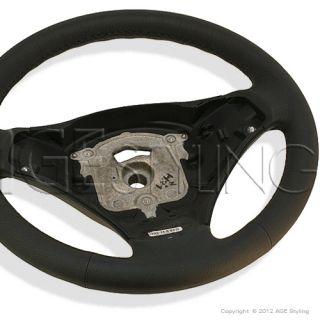 BMW E81 E82 E87 E88 E90 E91 E92 E93 Leather Sports Steering Wheel New