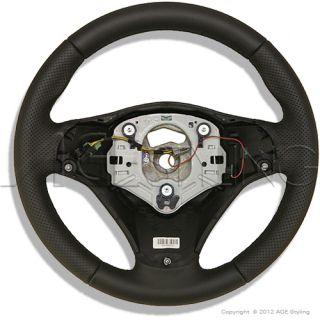 BMW E90 E91 E92 E81 E82 E87 M Tech Steering Wheel New