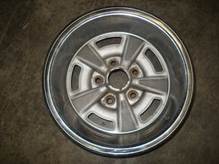 Chevrolet Camaro Wheel Rim 15 inch 89 Used