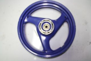 89 97 Suzuki Katana 600 Rear Wheel Rim