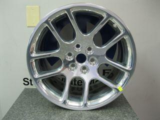 02 08 Dodge Viper Wheel Wheels 18 x 10 Aluminum Spoke Mopar Genuine