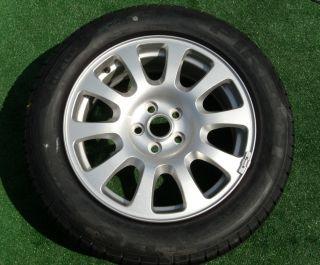 NEW Genuine OEM Factory Jaguar XJ8 17 inch Winter WHEELS Pirelli TIRES