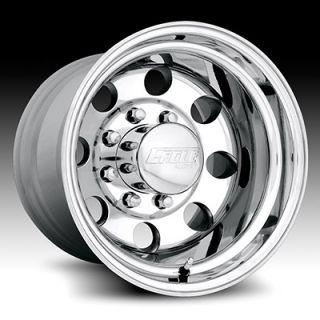 17 x10 Eagle 058 0589 Polished Wheels Rims 5 6 8 Lug
