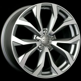18x8 s Line Style Wheels 5x112 35mm Rims Fits Audi A6 3 0 2002 2004 3