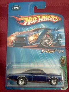 Hot Wheels 2005 Treasure Hunt 1967 Pontiac GTO