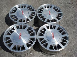 Sonoma Chevy S10 Truck Blazer Wheels 15x7 Aluminum 4x4 ZR2