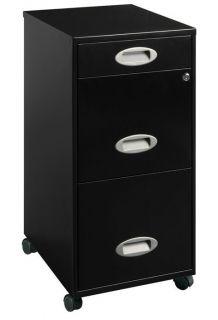 Office Furniture Hanging File Filing Mobile Cabinet w Wheels