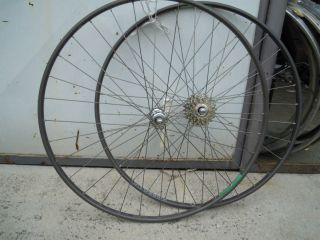 Campagnolo Ambrosio Wheels C Record Hubs New