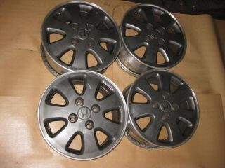 92 93 94 95 96 Prelude Wheels Rims Stock SI Vtec