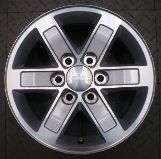 GMC Yukon XL Sierra 1500 17 Factory OE Alloy Wheels Rims 4