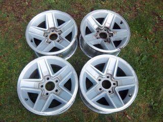 Chevy Blazer S10 Jimmy S15 Factory Wheel Rim Sonoma 5021 93 94