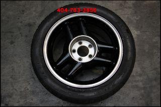 93 Ford Mustang SVT Cobra R 17 x 8 Wheel 5 Lug Tire 245 45 1993