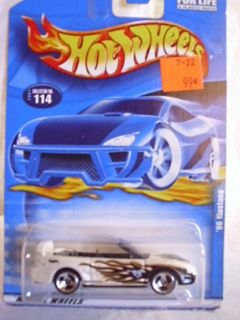 Hot Wheels 96 Mustang 2001 Collector Number 114
