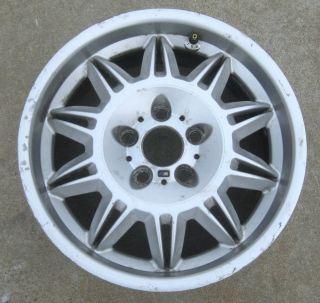 17 M Double Spoke II DS Wheel Rim E36 95 96 97 98 99 Genuine