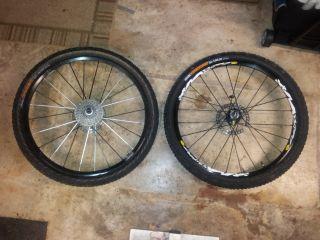 Crossmax Disc Brake Tubeless Wheelset Wheels Light SL XL 1900G